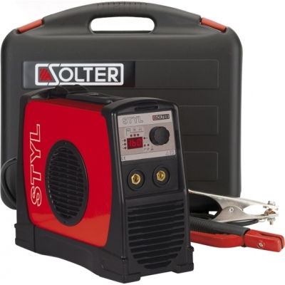 SOLTER EQUIPO SOLDAR INVERTER STYL-185 DI