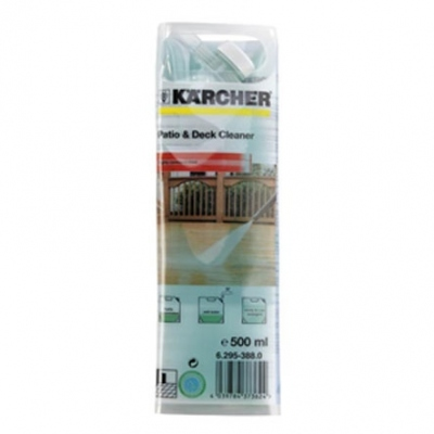 KARCHER DETERGENTE PATIO/CUBIERT 500ML 6.295-388