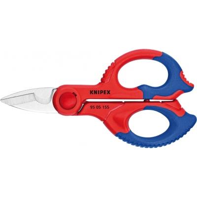 KNIPEX TIJERA ELECTRICISTA 9505155SB-155MM