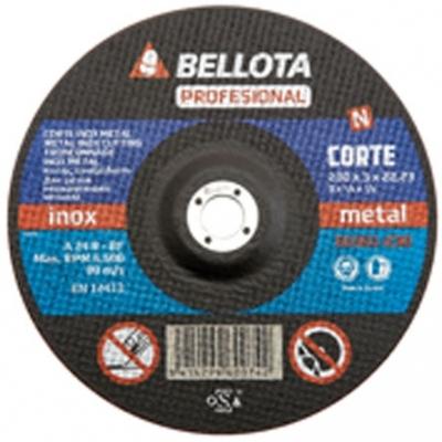 BELLOTA DISCO C.METAL 50301-230X3X22 PROF.A24RBF