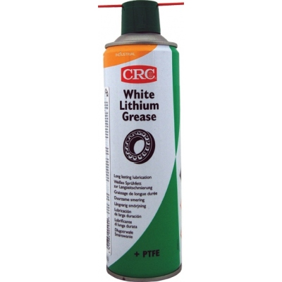 CRC SPRAY GRASA WHITE LITHIUM+PTFE 500ML