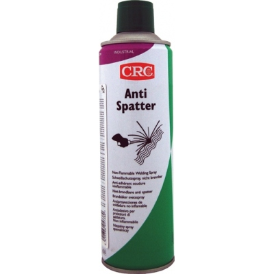 CRC SPRAY ANTISPATTER 500ML ANTIPROYECCIONES SOLDADURA