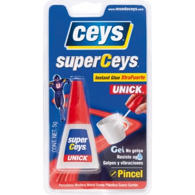 CEYS SUPERCEYS UNICK GEL PINCEL 504230 5GR