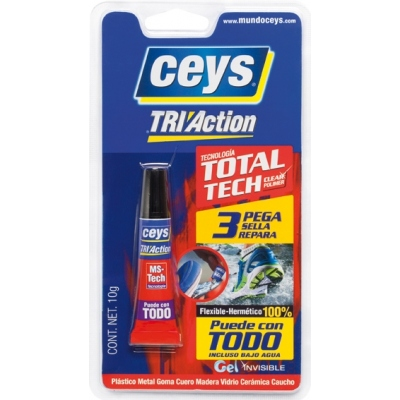 CEYS TRIACTION MS-TECH GEL 507228 10GR BLIST.