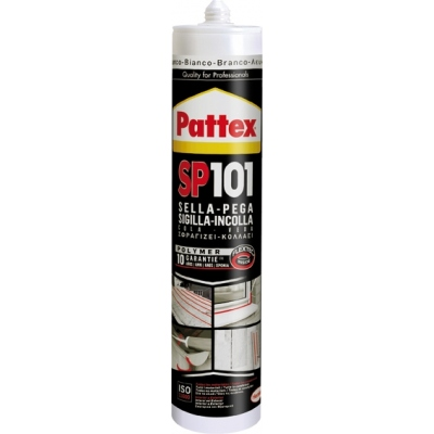 PATTEX SISTA SP-101 1767968/2024185 280ML GRIS