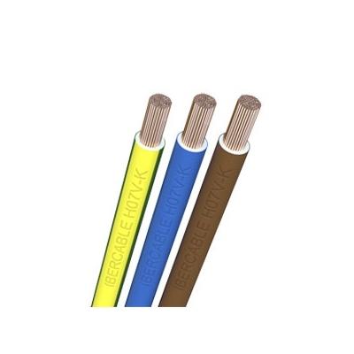 IBERCABLE HILO LINEA FLEXIBLE GRIS 1X1,5