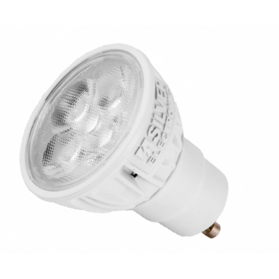 SILVER SANZ LAMPARA DIC.440510 LED GU10 5W 3000K GRI