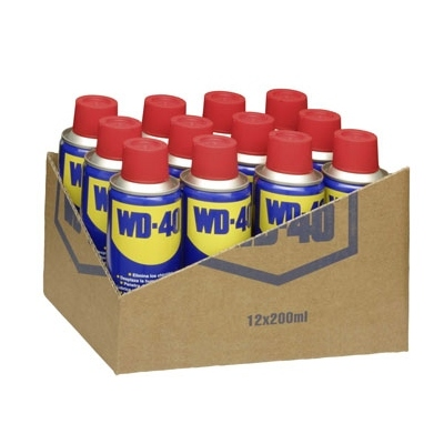 WD-40 ACEITE WD-40 SPRAY 200ML 34102