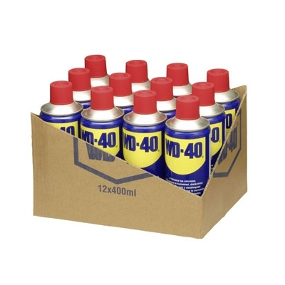 WD-40 ACEITE WD-40 SPRAY 400ML 34104