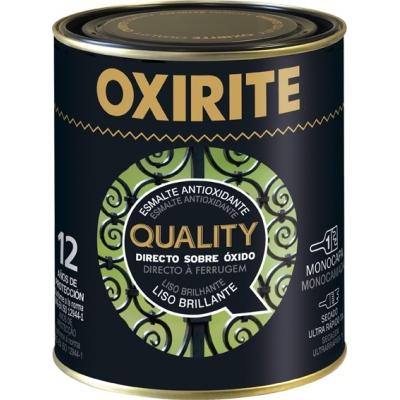 XYLAZEL OXIRITE QUALITY LISO 6117203 750ML NEGRO