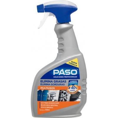 PASO PROFESIONAL ELIMINA GRASA INTENSO 703112 500ML SPRAY