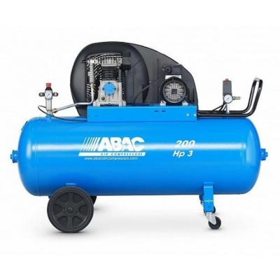 COMPRESOR ABAC A29B 200 CM3 200L 3HP MONOFASICO