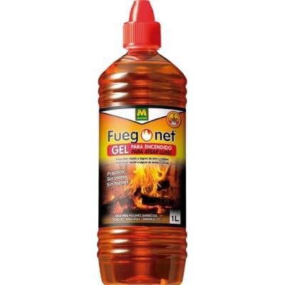 FUEGO NET GEL PARA ENCENDIDO 231448-1000ML