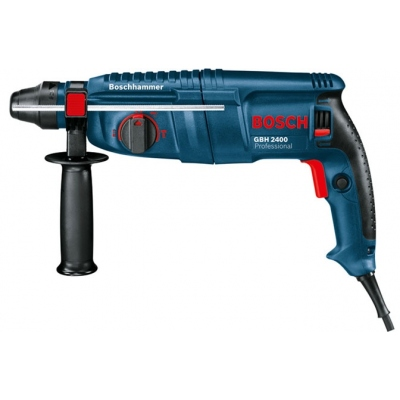 BOSCH PROFESSIONAL MARTILLO GBH-2400 PRO 720W 2,7J SDS PLUS