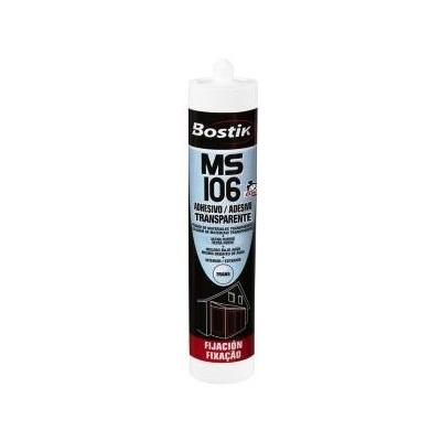 MS 106 TRANSPARENTE BOSTIK 290ML