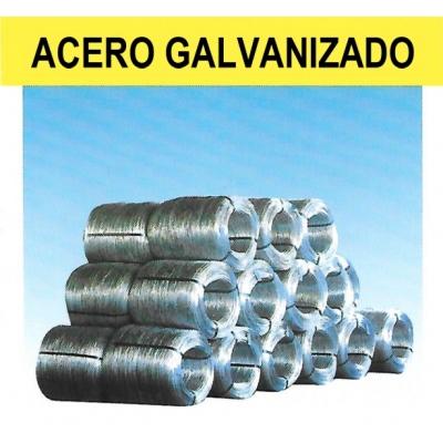 FRIGERIO ALAMBRE GALVANIZADO Ø3,80MM (Nº19) 50KG
