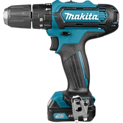 MAKITA TALADRO PERCUTOR HP331DSAE 10,8V LITIO