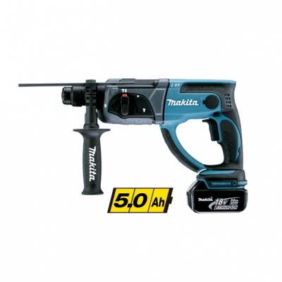 MAKITA DHR202RTJ MARTILLO BATERIA 18V 5.0 AH LITIO