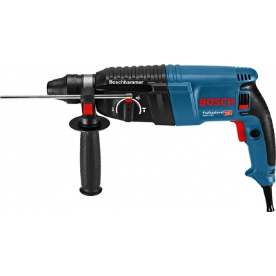 BOSCH MARTILLO GBH 2-26 830W 2,7J SDS PLUS