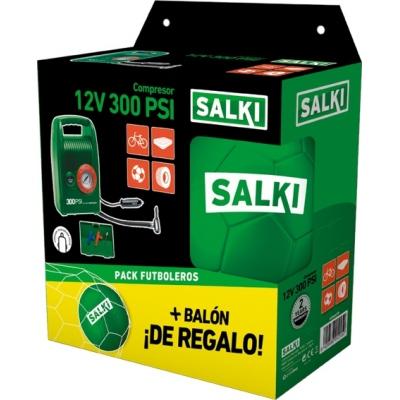 SALKI COMPRESOR MINI 8306827P/12V COMPAC+BALON