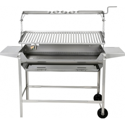 JR.BALUJA BARBACOA INOX 980-B 1500X1250X430MM