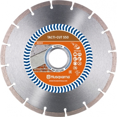 DISCO SEGM.579819280 TACTI-CUTS50-230X22 HUSQVARNA