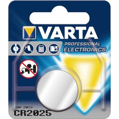 PILA LITIO 6025112401 CR2025 3V VARTA VARTA