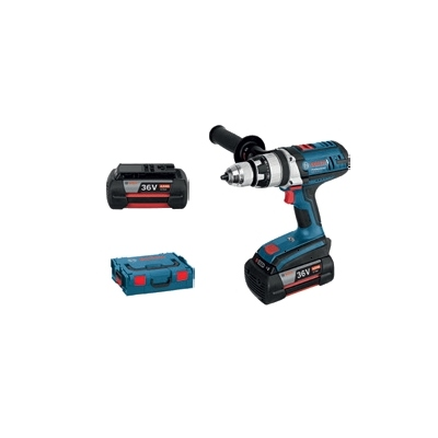 BOSCH GSB36VE2LI TALADRO PERCUTOR 36V 4,0Ah LITIO