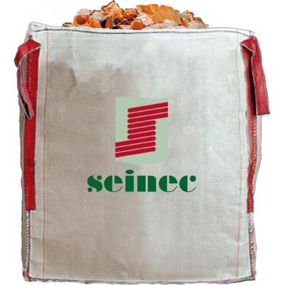 SEINEC SACO BIG BAG 90X90X90 1000KG BLANCO