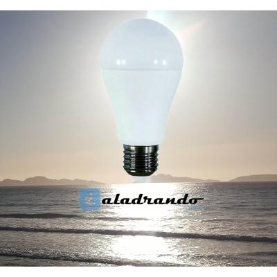 LAMPARA LED E27 20W 3000K MARCA