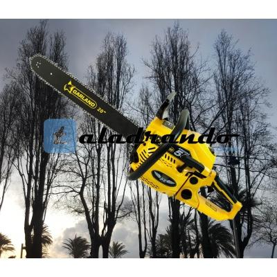 """MOTOSIERRA ARIZONA 55 20"""" 54,5CC 50CM GARLAND"""