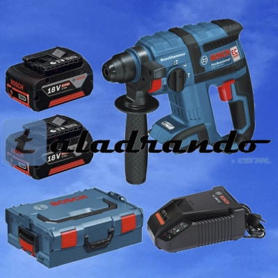 MARTILLO GBH-18 V-EC 6.0AH LITIO BOSCH