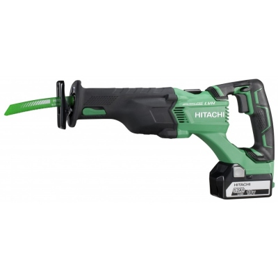 HITACHI SIERRA DE SABLE CR18DBL WJ 18V 5.0AH LITIO
