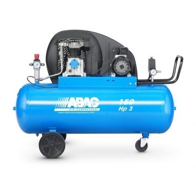 COMPRESOR ABAC A29B 150 CM3 150L 3HP MONOFASICO