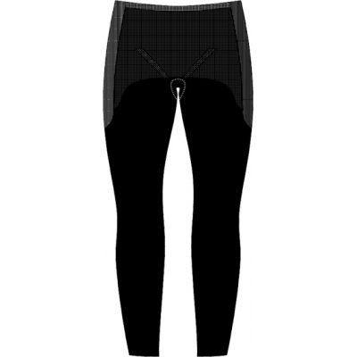 TURBO PANTALON CLIMATHER 11915 NEGRO T-M