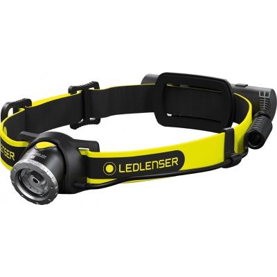 LEDLENSER LINTERNA LED FRONTAL IH8R 500912 600LUM