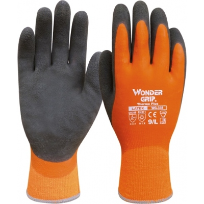 SAFETOP GUANTE LATEX THERMO+ VULRIZO WG338 T09