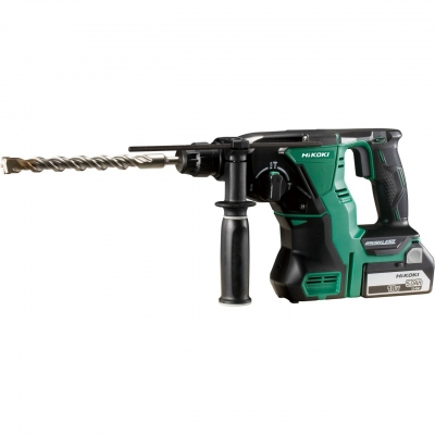 HITACHI DH18DBL MARTILLO BATERIA 18V 5.0AH LITIO