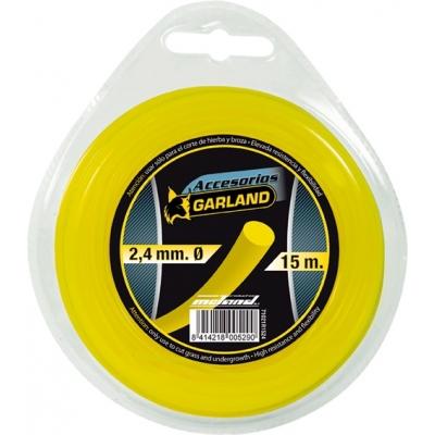 GARLAND HILO NYLON REDONDO R1524-2,4MMX15M