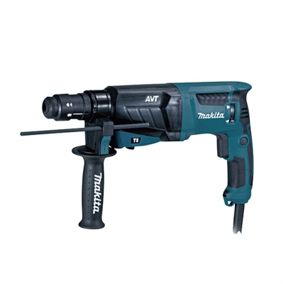 MAKITA HR2631FT MARTILLO PERFORADOR 800W + SET BROCAS