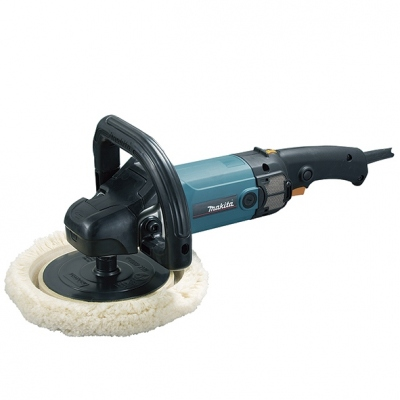 MAKITA 9237CB PULIDORA DE DISCO 1.200W 180 mm.