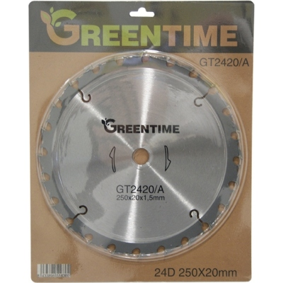 GREEN TIME DISCO WIDIA 24D.GT2425/A 250X1,5X25,4