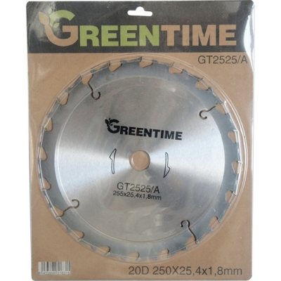 GREEN TIME DISCO WIDIA 20D.GT2525/A 250X1,8X25,4