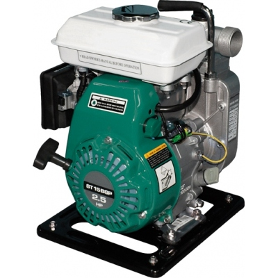 GREEN TIME MOTOBOMBA GAS.4T GTM15B SP 2,5HP
