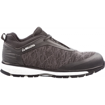 BELLOTA ZAPATO RUNNING KNIT 72224KB S1P T-37 NGR