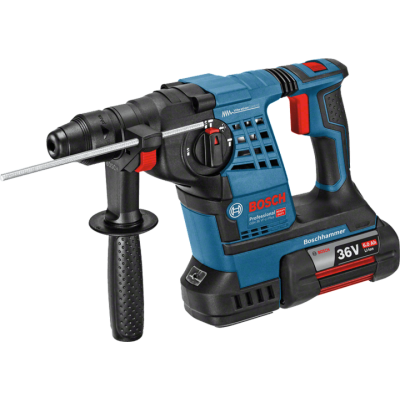 BOSCH GBH 36 V-LI PROFESSIONAL MARTILLO PERFORADOR 36V 6.0Ah LITIO