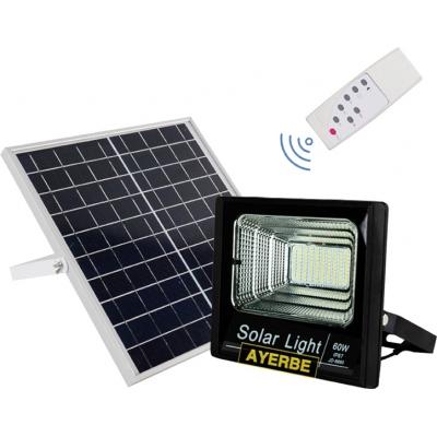 AYERBE PROYECTOR LED 60W SOLAR 2400LUM.620640
