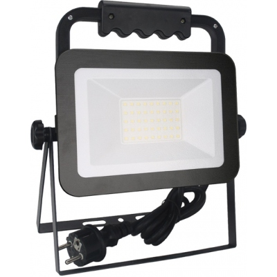MARCA PROYECTOR LED NGR SUELO 30W 2850L 6000K