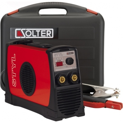 SOLTER EQUIPO SOLDAR INVERTER STYL-205PRO DI