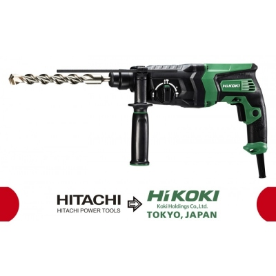 HIKOKI DH26PC2 MARTILLO PICADOR SDS-PLUS